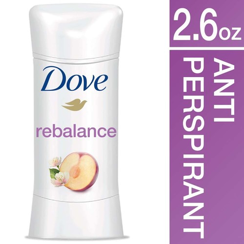 Dove Advanced Care Antiperspirant Deodorant, Rebalance, Rebalance