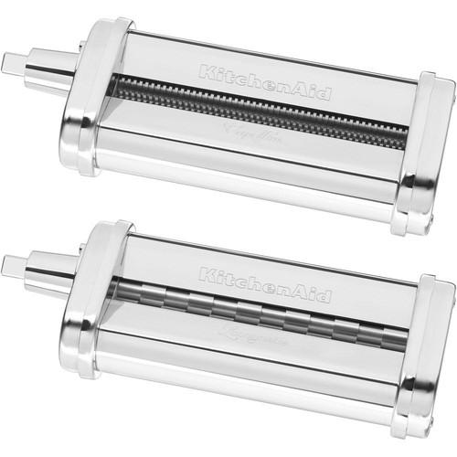 KitchenAid Capellini and Lasagnette Cutter Attachments for KitchenAid Stand Mixer