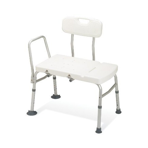 Guardian Transfer Bench with Back
