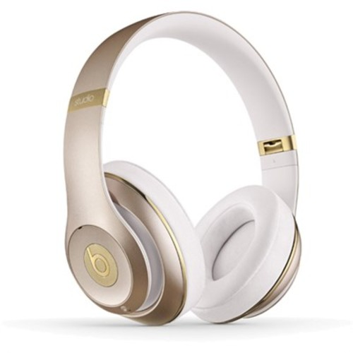 Beats By Dre Studio Wireless Over-Ear Headphone - Gold - MHDM2AM/B