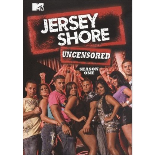 Jersey Shore: Season One Uncensored (DVD)