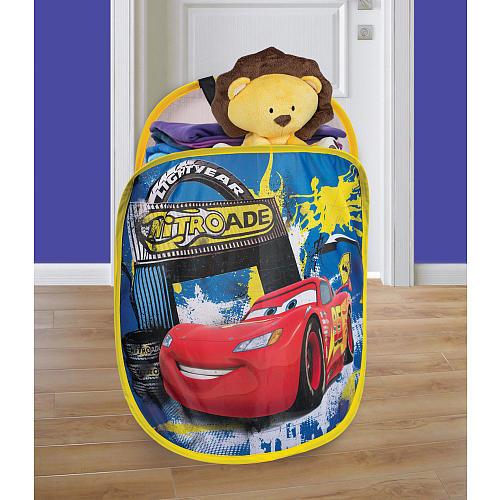 Disney Pixar Cars the Movie Pop Up Hamper