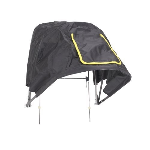 Wenzelite Canopy for Wenzelite Trotter Mobility Rehab Stroller, Black