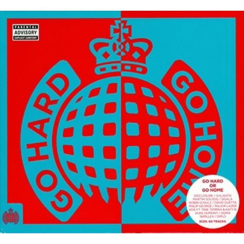 Go Hard or Go Home [CD]