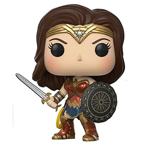 Funko POP Movies DC Wonder Woman Movie Wonder Woman Action Figure [Natural]