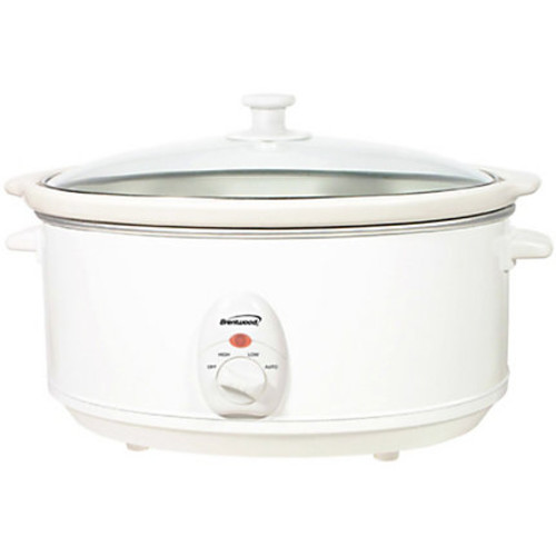 Brentwood 6.5 Quart Slow Cooker