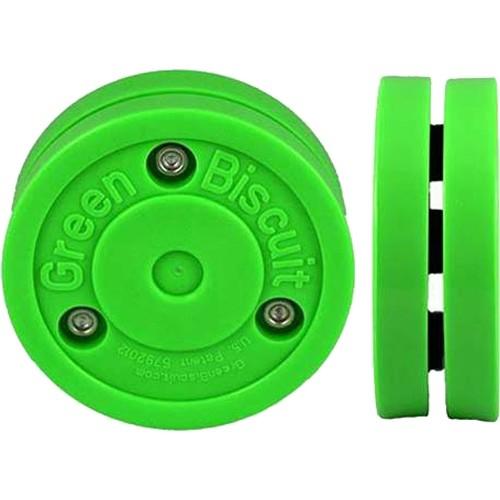 Green Biscuit Original Training Puck