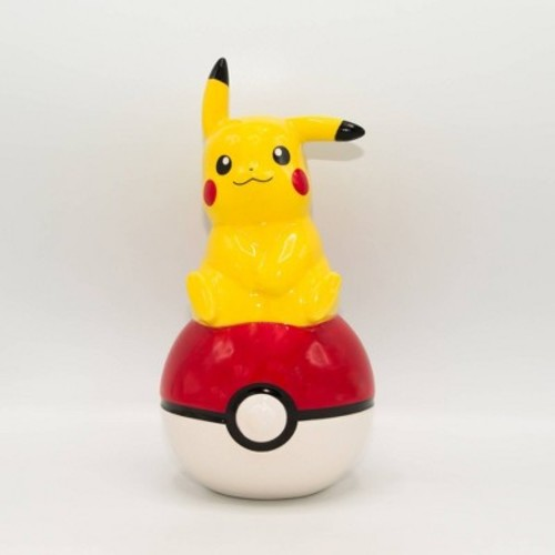 Pokmon Pikachu Coin Bank