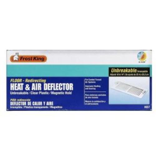Heat and Air Deflector