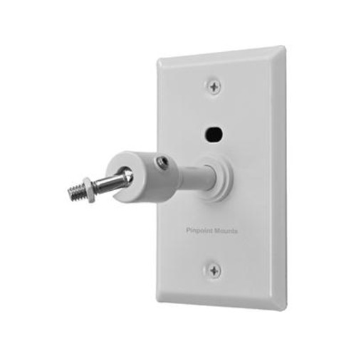 Pinpoint AM21 (White) Wall- and ceiling-mount speaker bracket