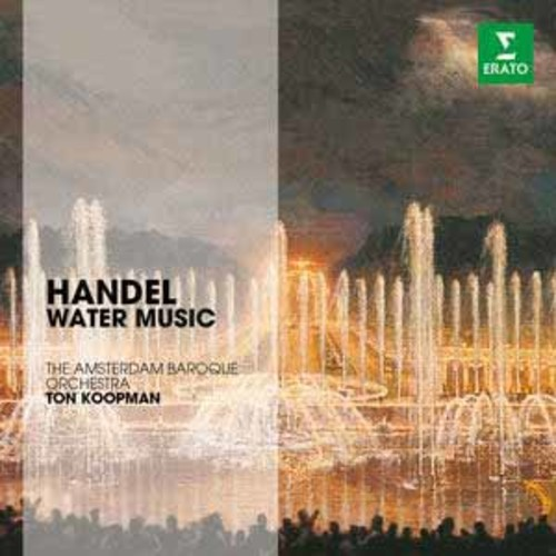 Water Music [Audio CD]