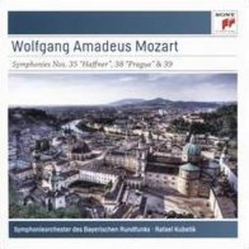 Wolfgang Amadeus Mozart: Symphonies No. 35