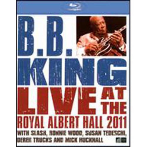 B.B. King: Live at the Royal Albert Hall 2011[Blu-ray] DHMA