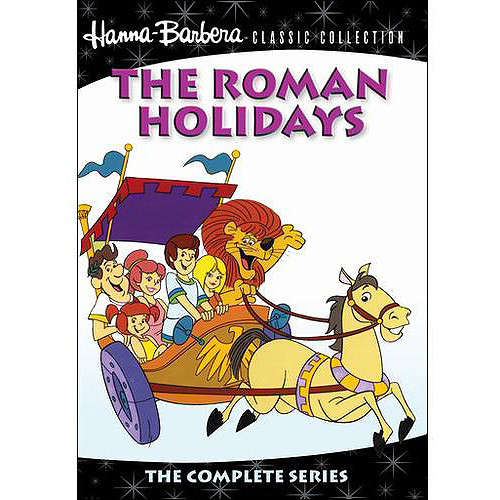 The Roman Holidays: The Complete Series (Full Frame)