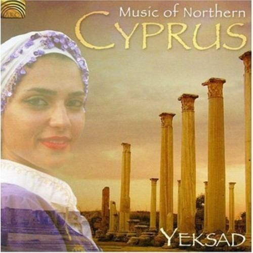 Music of Northern Cyprus [CD]