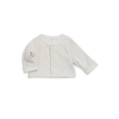 Baby's Lac Reversible Cardigan