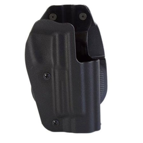 Front Line Open-top Polymer RH Holster for 1911 Pistols With/Without Rails, Blk J14P