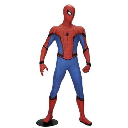 NECA Marvel Spider-Man: Homecoming Life-Size Foam Figure - Spider-Man