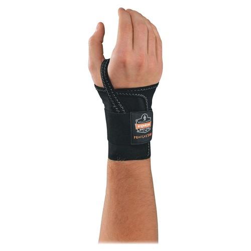 ProFlex 4000 Single Strap Left Wrist Support - Large