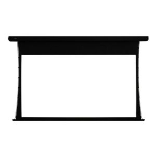 EluneVision Reference Studio 4K Tab-Tensioned Motorized - Projection screen - ceiling mountable, wall mountable - motorized - 110 V - 100 in (100 in) - 16:9 - Reference Studio 4K 100EL - matte black