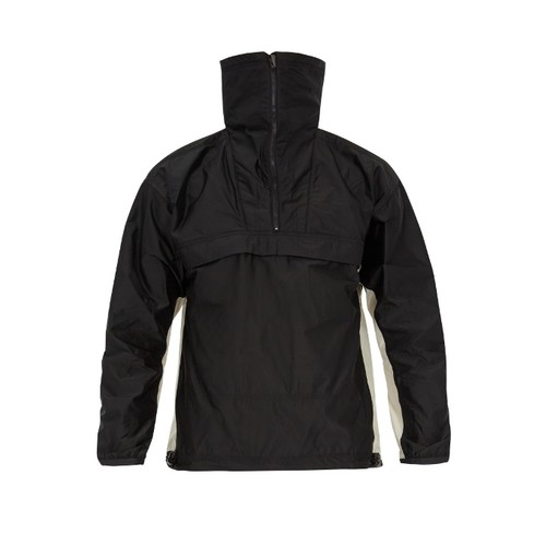 Carbon lightweight windbreaker jacket