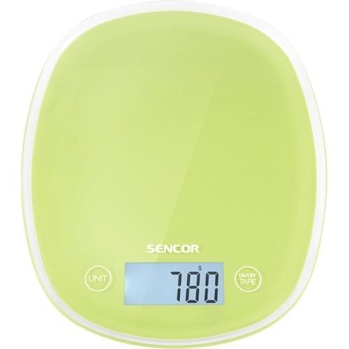 Sencor - Kitchen Scale - Lime green