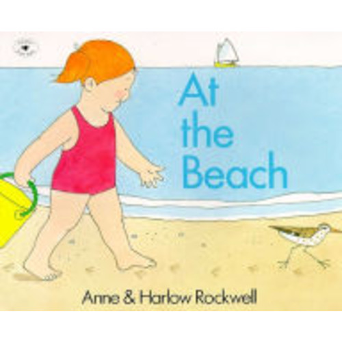 At the Beach: with audio recording