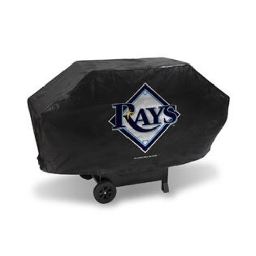Rico Tampa Bay Rays Mlb Deluxe Barbeque Grill Cover