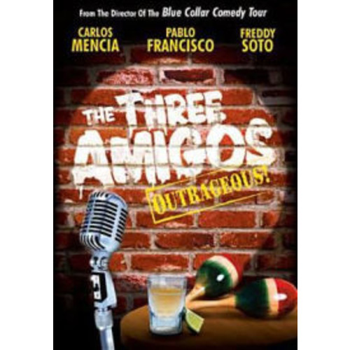 The Three Amigos Uncensored!