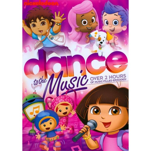 Nickelodeon Favorites: Dance to the Music! [DVD]