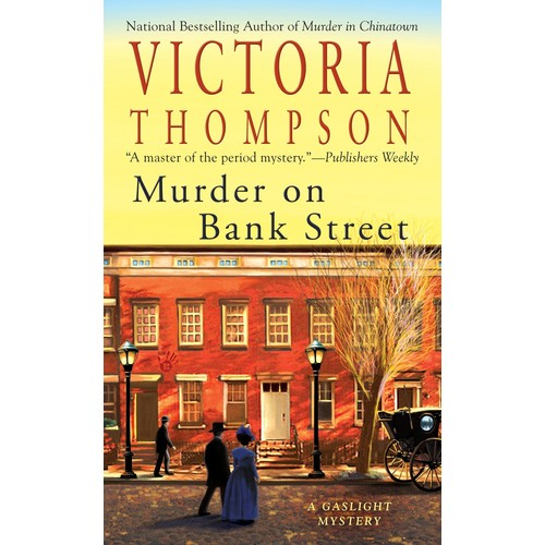 Murder on Bank Street: A Gaslight Mystery