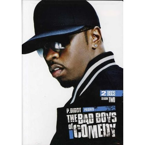 P. Diddy Presents the Bad Boys Comedy: Season Two [2 Discs] [DVD]