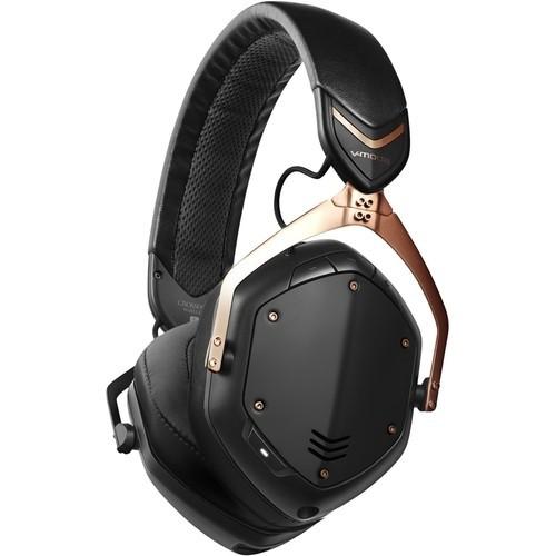 V-MODA - Crossfade 2 Wireless Over-the-Ear Headphones - Rose g