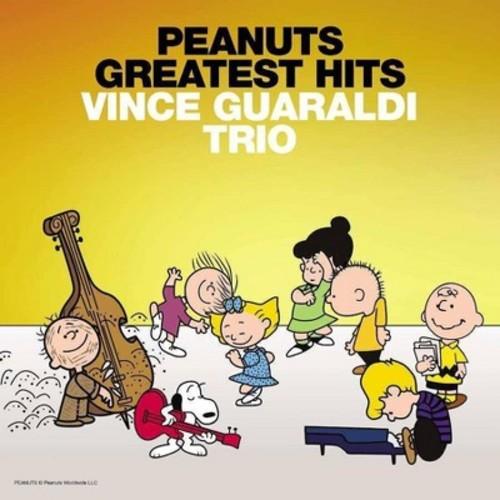 Vince trio guaraldi - Peanuts greatest hits (Vinyl)