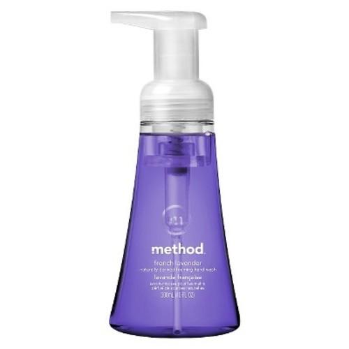 Method Foaming Hand Wash, French Lavender, 10 oz Pump Bottle | PJP Marketplace
