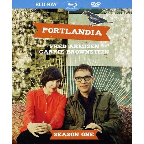 Portlandia: Season One [2 Discs] [Blu-ray/DVD]