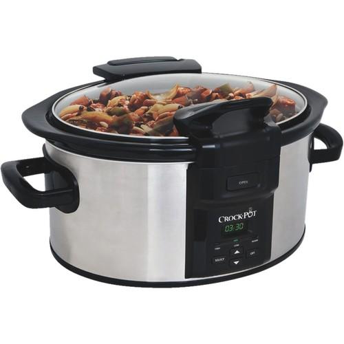 Crock-Pot 6 Quart Programmable Slow Cooker