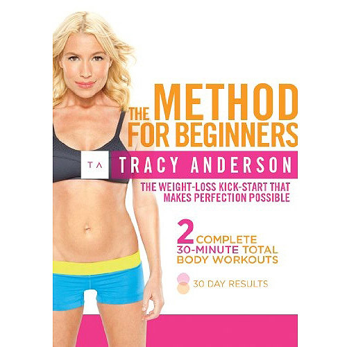Tracy Anderson: The Method for Beginners [DVD] [2013]
