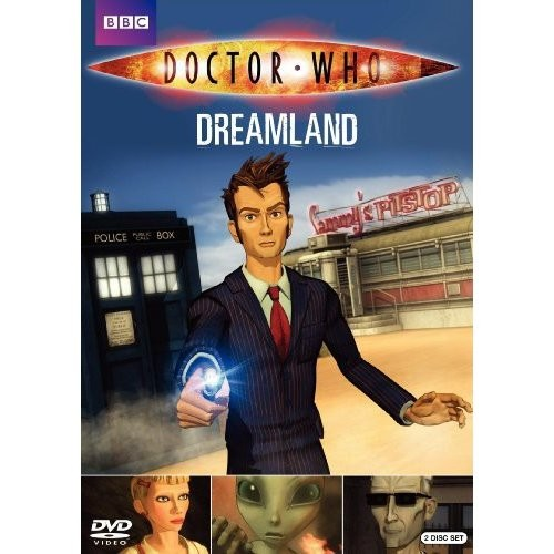 Doctor Who: Dreamland [2 Discs] [DVD]