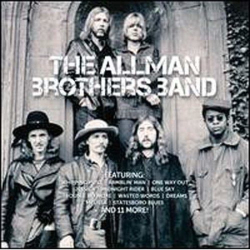 Icon 2 Allman Brothers Band