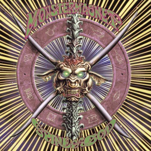 Spine of God [CD]