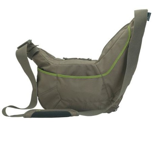 Lowepro Passport Sling II Camera Bag, Mica/Green LP36466
