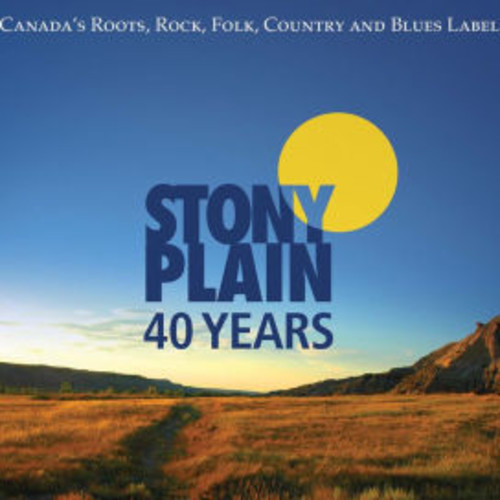40 Years of Stony Plain Records