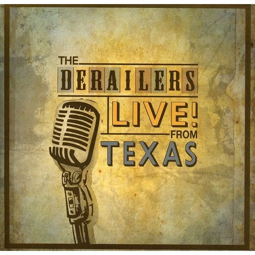 Live! From Texas [CD]