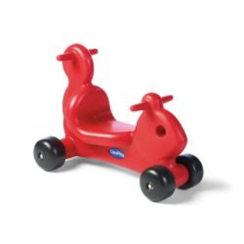CarePlay Green Squirrel Critter Ride-on