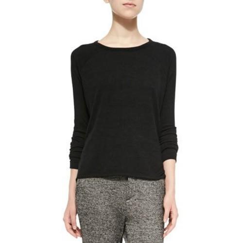 RAG & BONE/JEAN Camden Long-Sleeve Knit Top