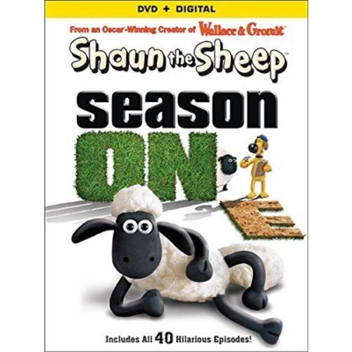Shaun The Sheep: Season 1 (DVD)