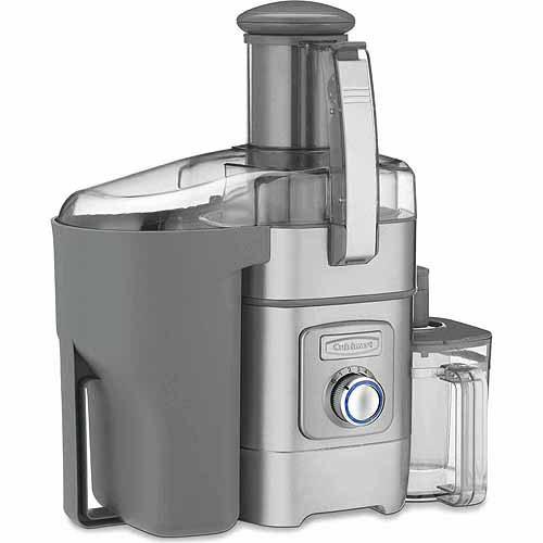 Cuisinart - Juice Extractor - Stainless-Steel