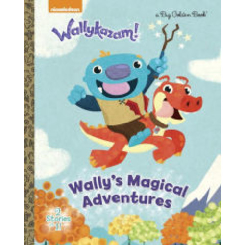 Wally's Magical Adventures (Wallykazam)