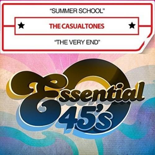 Casualtones - Summer School / the Very End (Digital 45) (CD)